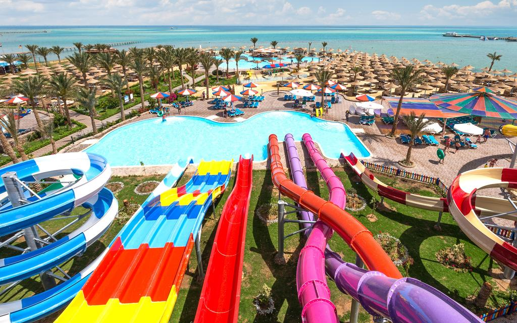 الغردقة-4 أيام Hawaii Riviera Club Aqua Park - Families and Coupl