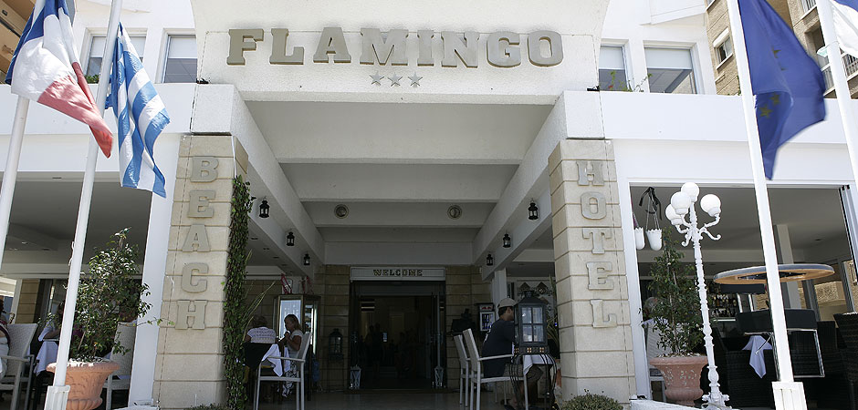 Flamingo Beach Hotel-Flamingo Beach Hotel