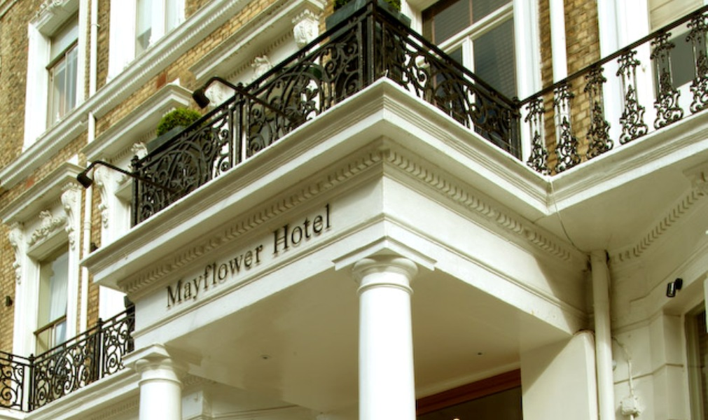 Mayflower Hotel-Mayflower Hotel