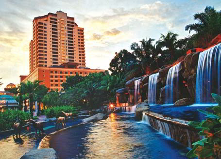 sunway pyramid tower hotel-sunway pyramid tower hotel